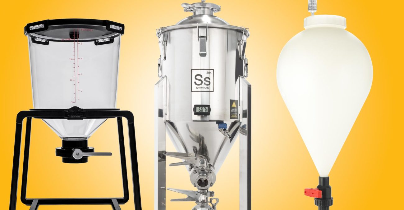 Ask the Experts: Do I Need a Conical Fermentor to Make Good Beer? Primary Image