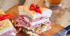 Muffaletta with IPA-Brined Veggie Relish Image
