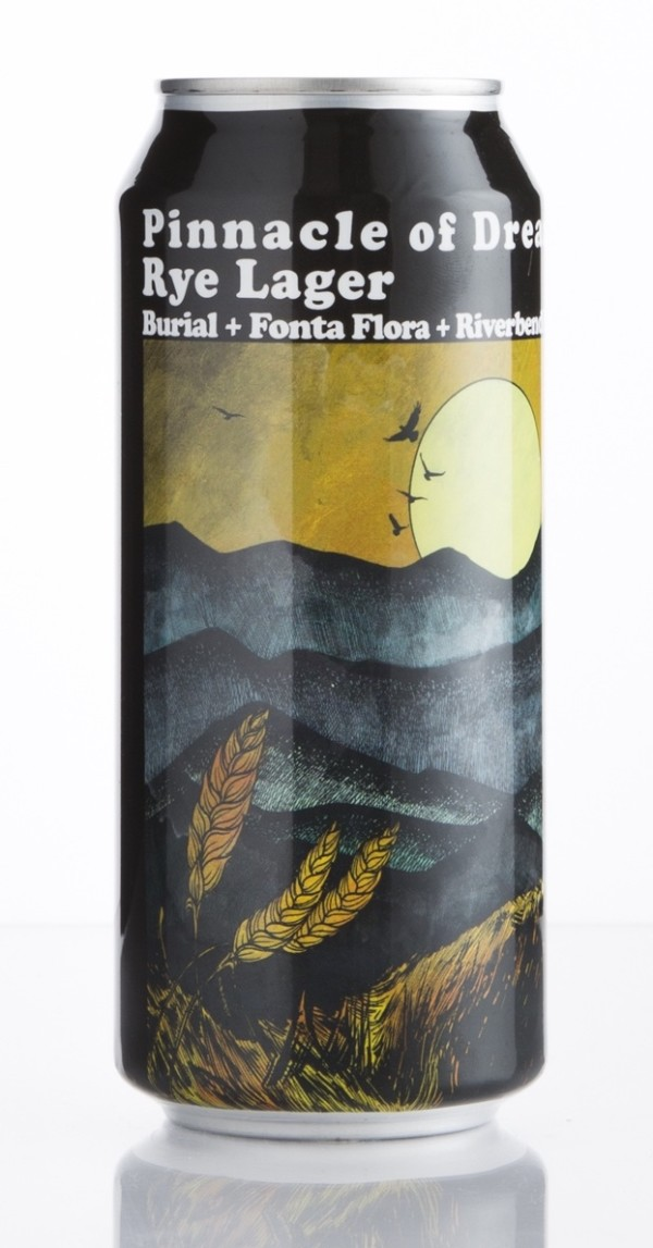 Burial Beer Pinnacle of Dreams