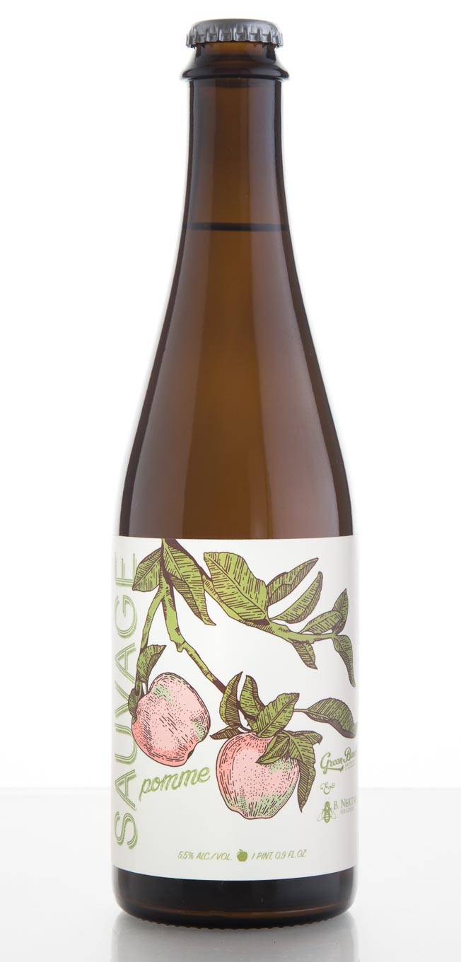 Green Bench Brewing Co. Sauvage Pomme