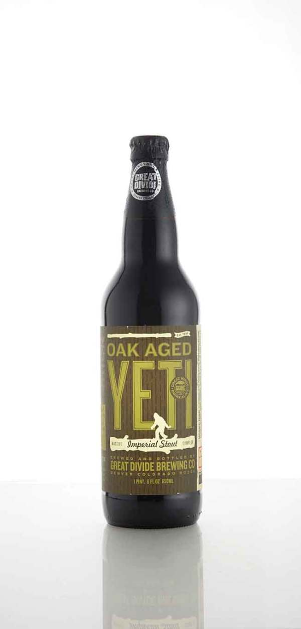 Great Divide Brewing Company Oak Aged Y