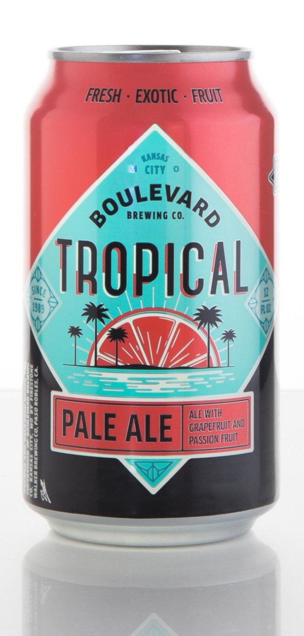 Boulevard Brewing Company Tropical Pale Ale