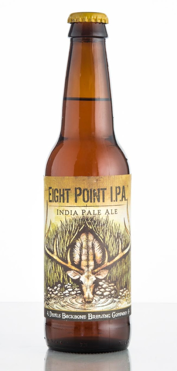 Devils Backbone Brewing Co. Eight Point IPA