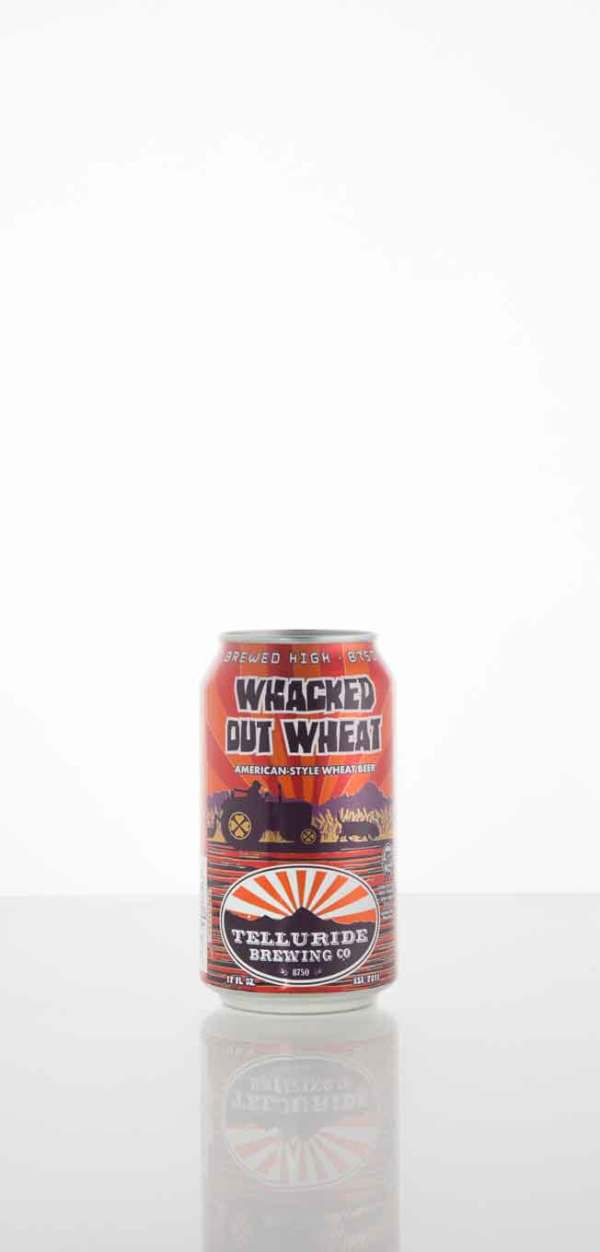 Telluride Brewing Company Whacked Out Wheat