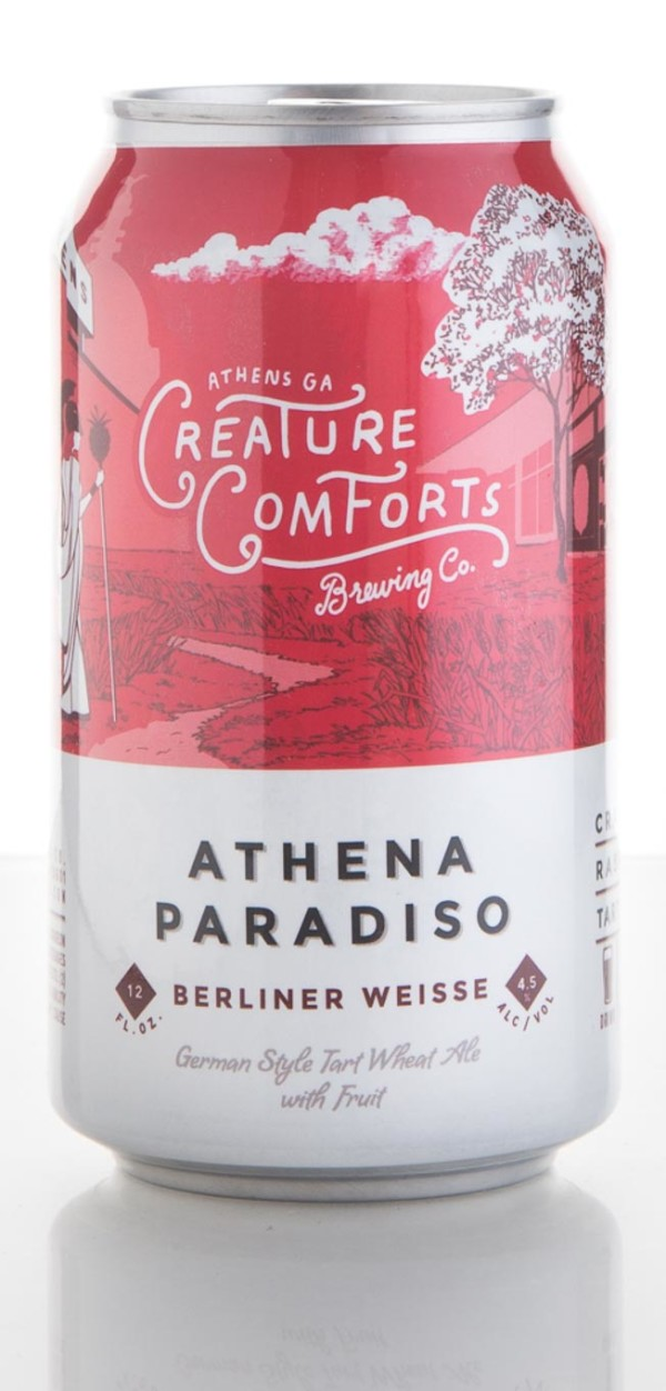 Creature Comforts Brewery Athena Paradiso