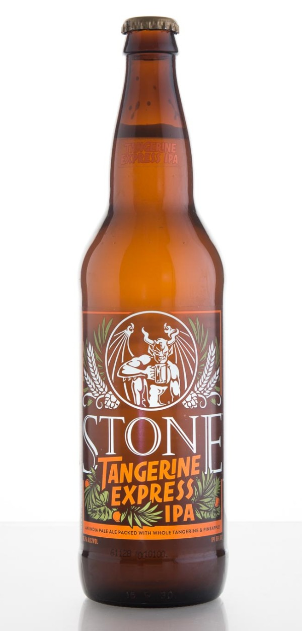 Stone Brewing Co. Tangerine Express IPA