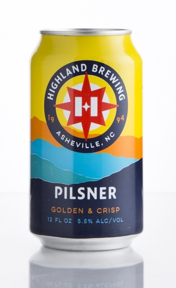 Highland Brewing Pilsner