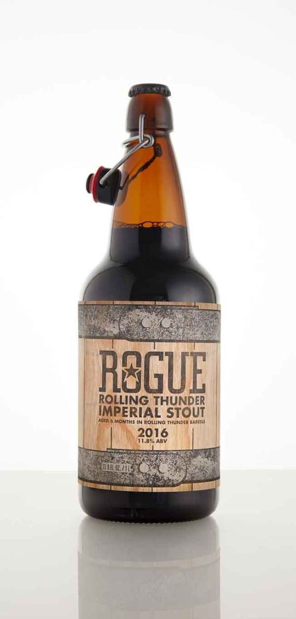 Rogue Ales Rolling Thunder