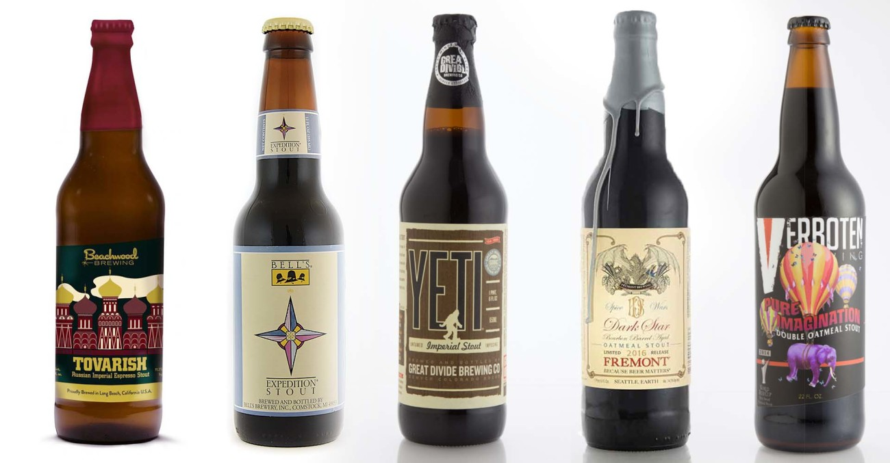 Five Craft Brewers and their Favorite Imperial Stouts Primary Image