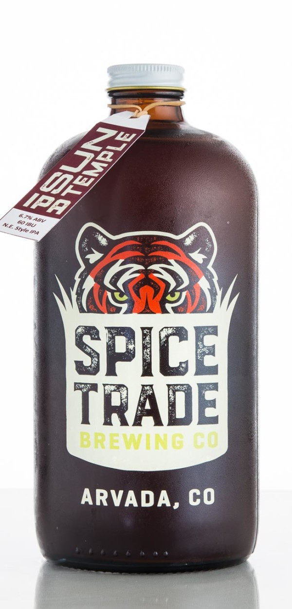 Spice Trade Brewing Sun Temple IPA