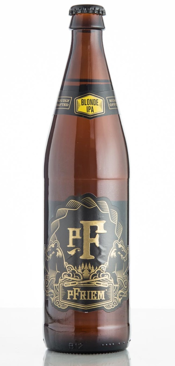 pFriem Family Brewers Blonde IPA