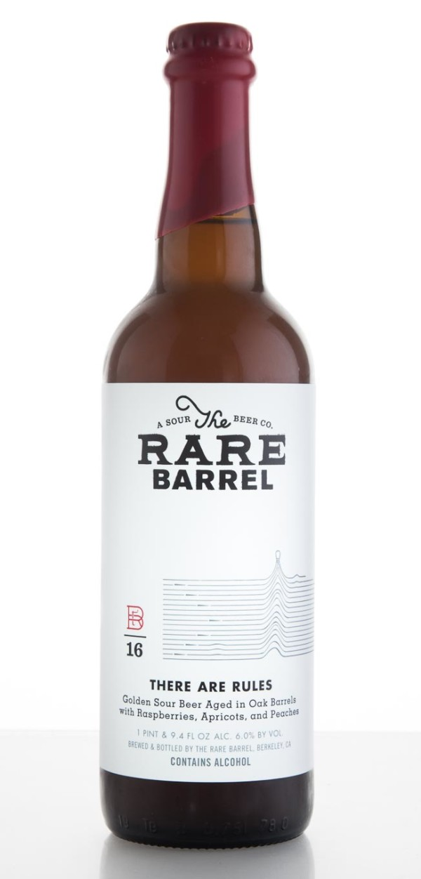 The Rare Barrel There Are Rules