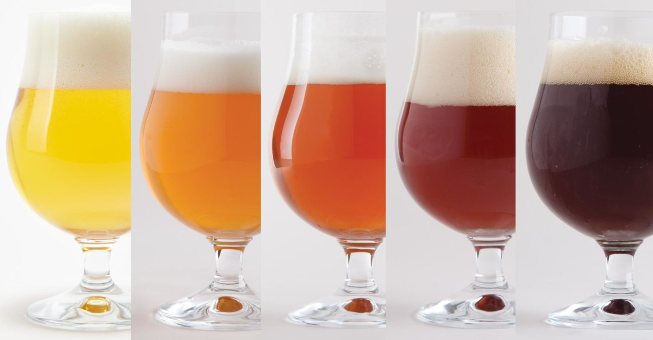 Actual Beer Color vs. Predicted Color  Primary Image