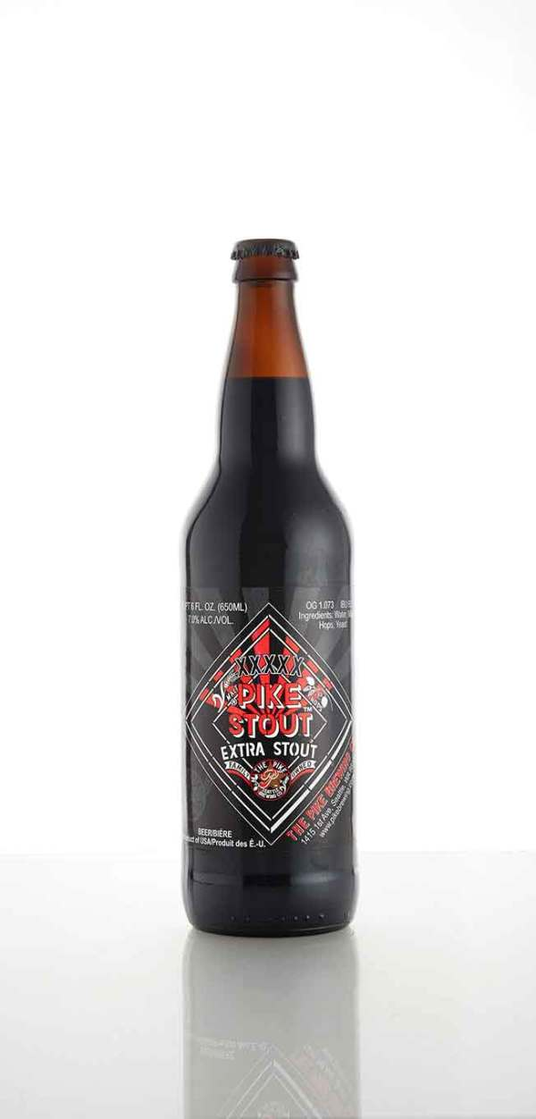 The Pike Brewing Company XXXXX Stout