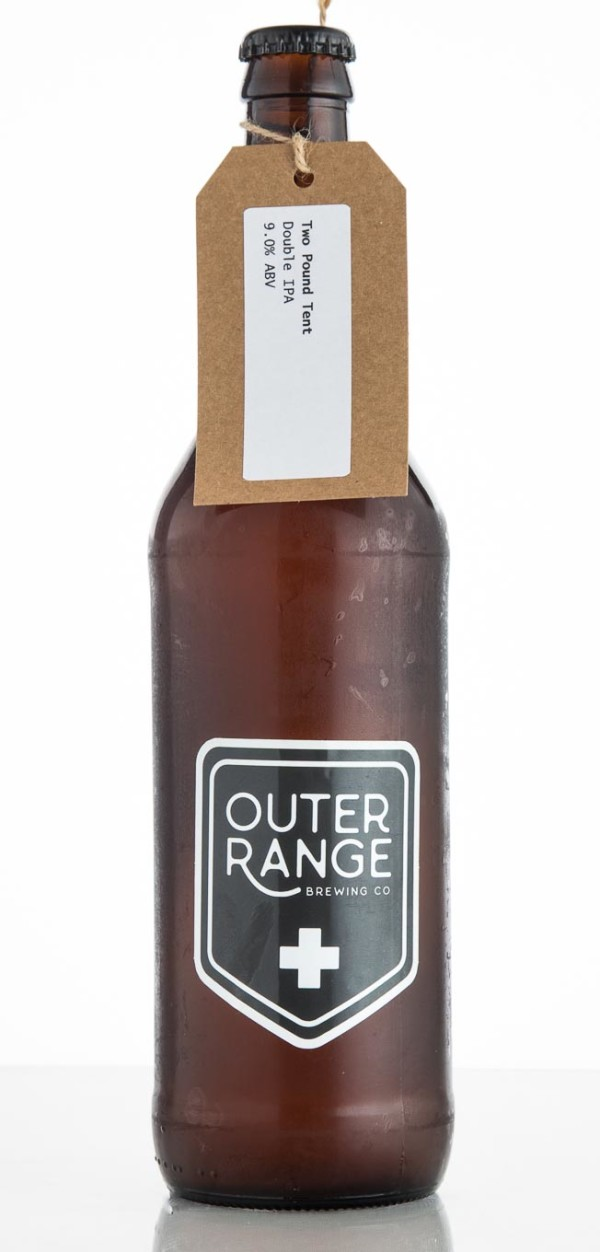 Outer Range Brewing Co. Two Pound Tent