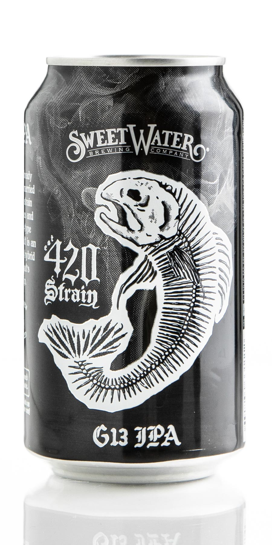 Sweetwater Brewing Company Logo Sticker G13 IPA 420 Strain Cannabis Craft Beer!!