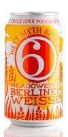 West Sixth Brewing Co. Meadoweisse Berliner Weisse Image
