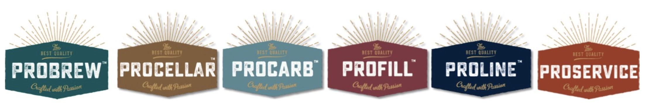 ProBrew Logos