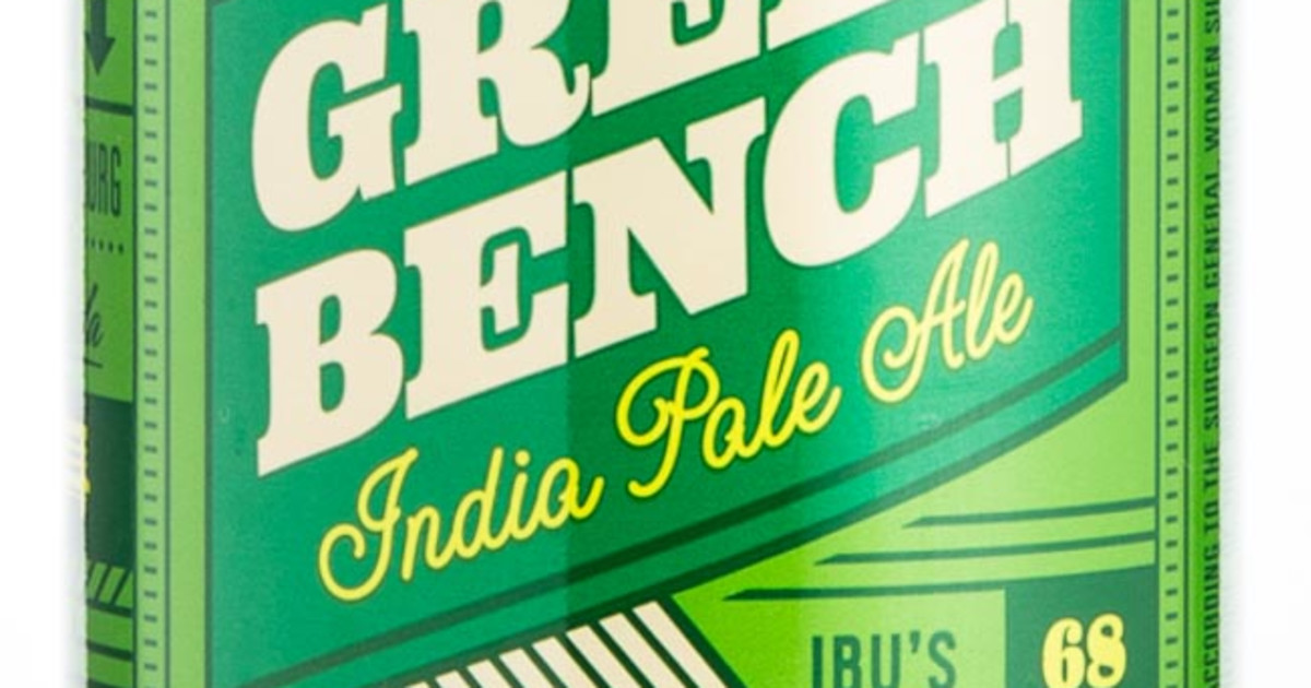 Terrific Review Green Bench Brewing Co India Pale Ale Craft Beer Pabps2019 Chair Design Images Pabps2019Com