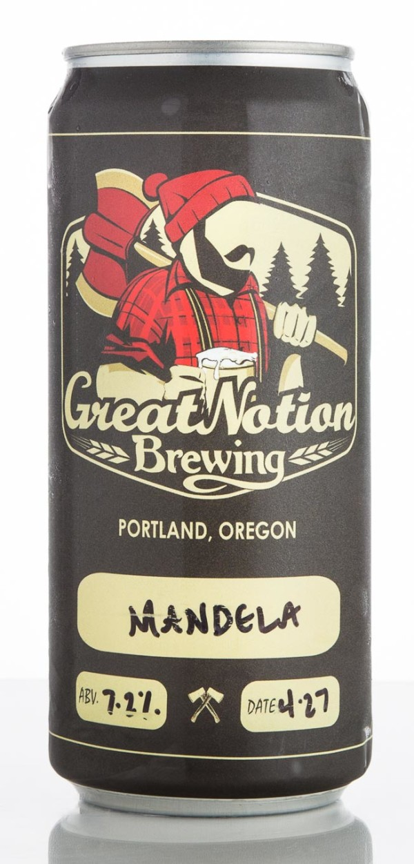 Great Notion Brewing Mandela IPA