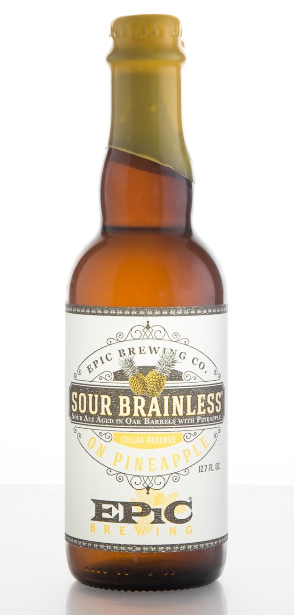 Epic Brewing Sour Brainless on Pineapple