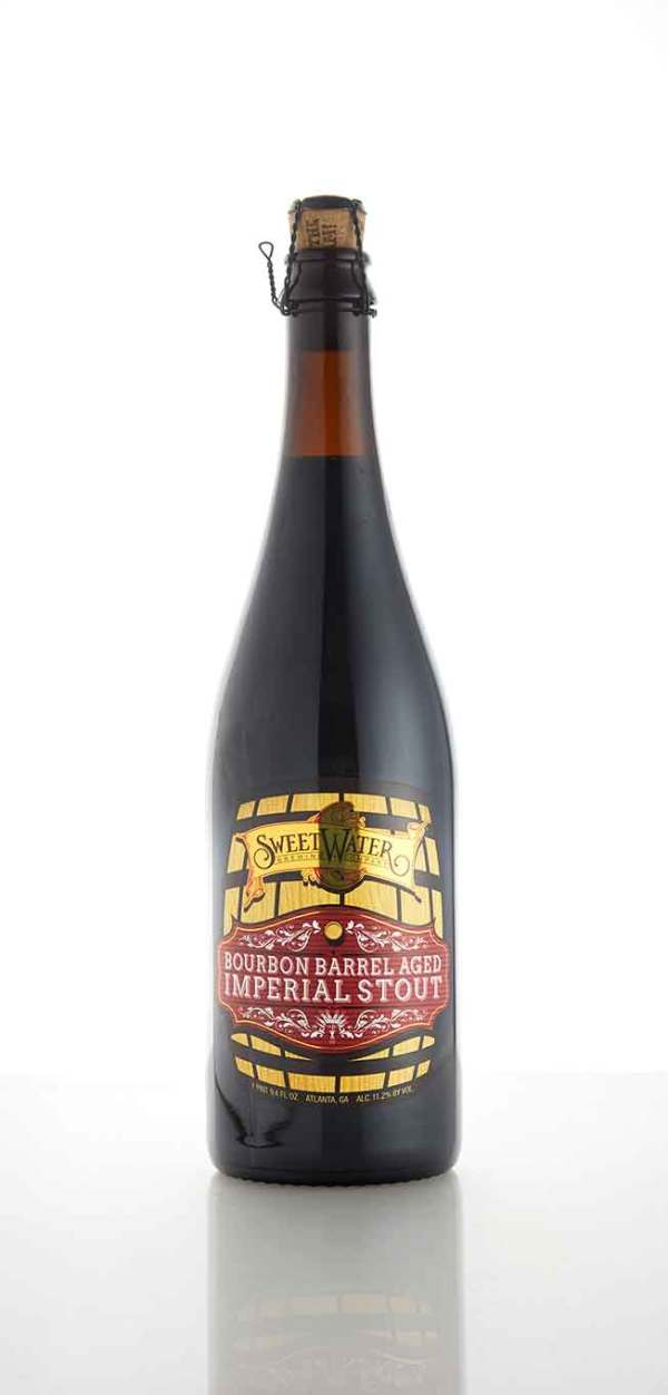 SweetWater Brewing Company Bourbon Barrel–Aged  Imperial Stout