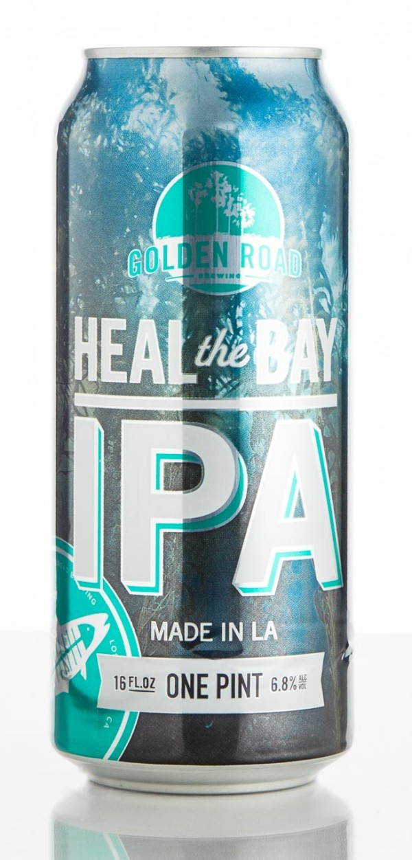 Golden Road Brewing Co. Heal the Bay IPA