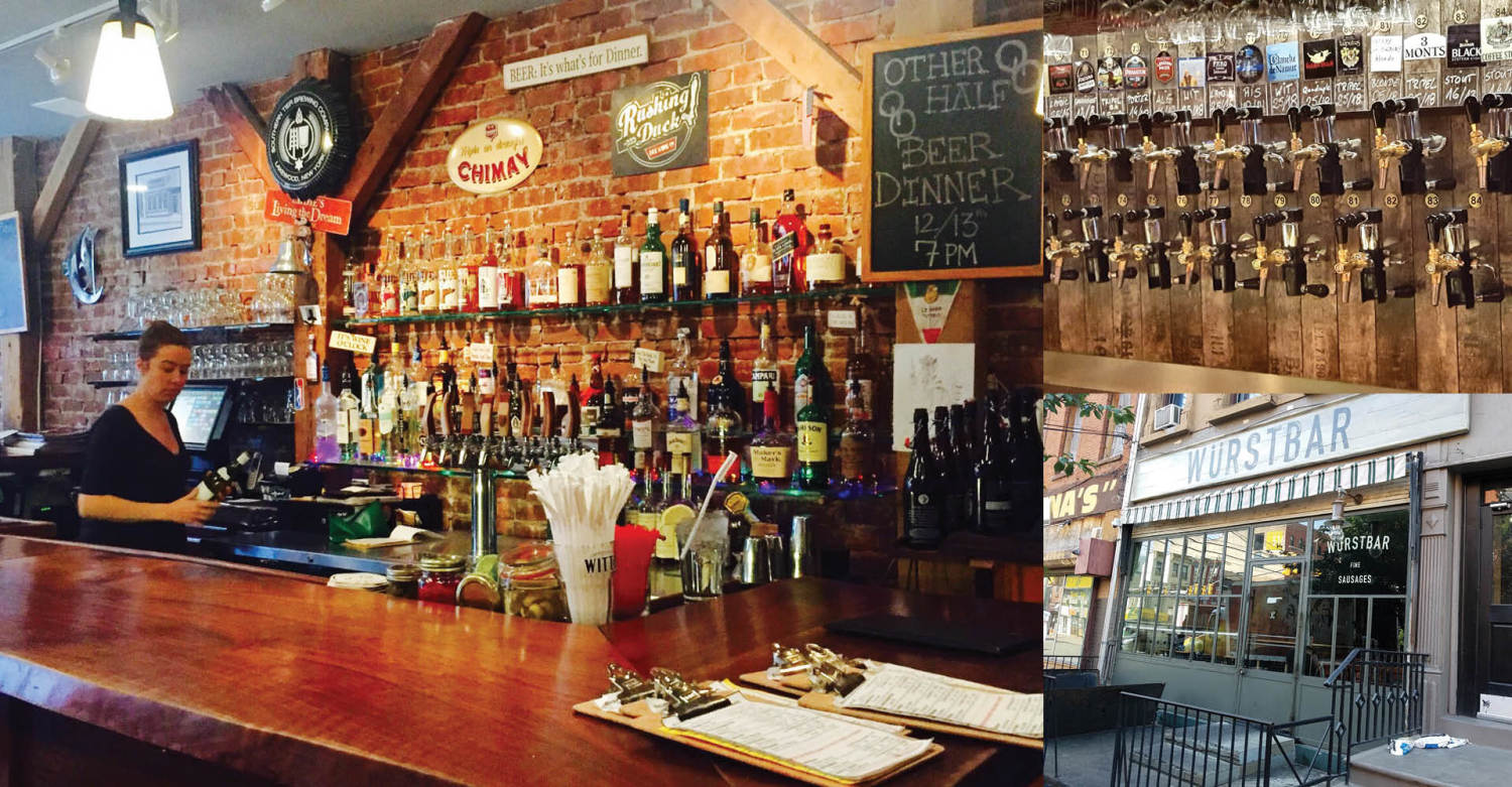 We Recommend: Great Beer Bars in New York., New Jersey, and Poland ...