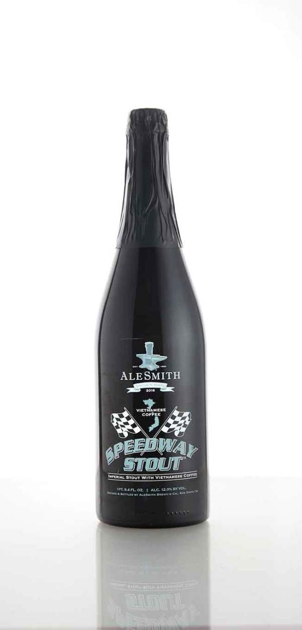 AleSmith Brewing Company Speedway Stout (Vietnamese Coffee)