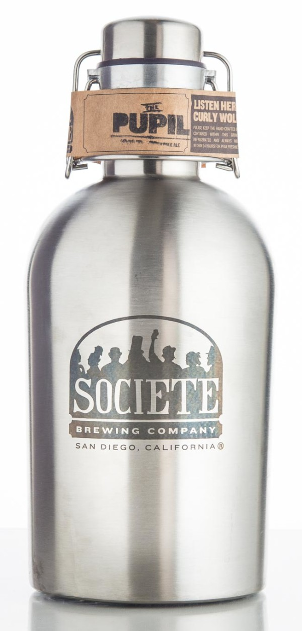 Societe Brewing Company The Pupil IPA