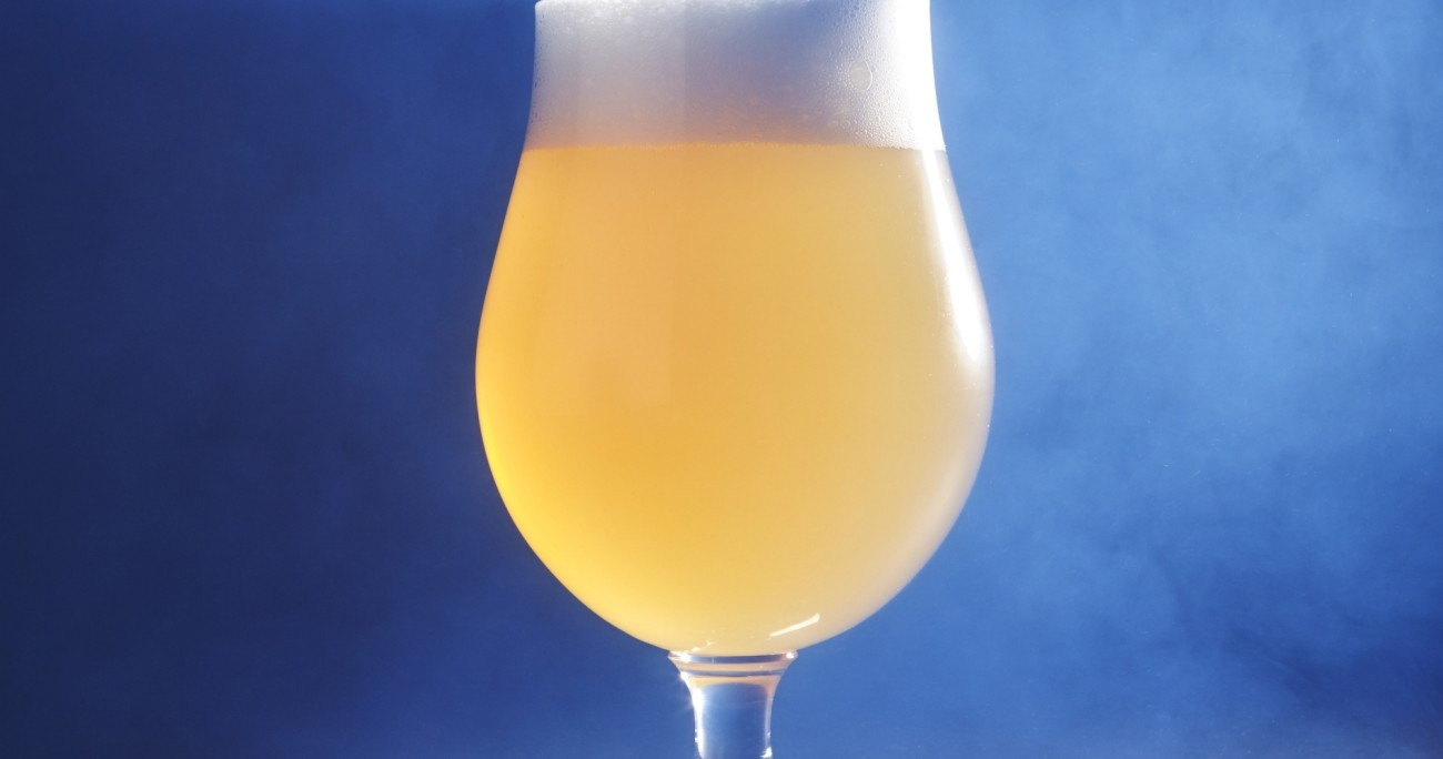 Swiping Left on Cloudy Beer  Primary Image