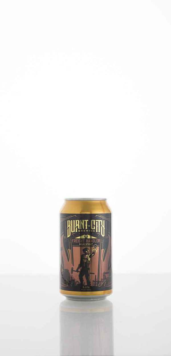 Burnt City Brewing Freight Handler