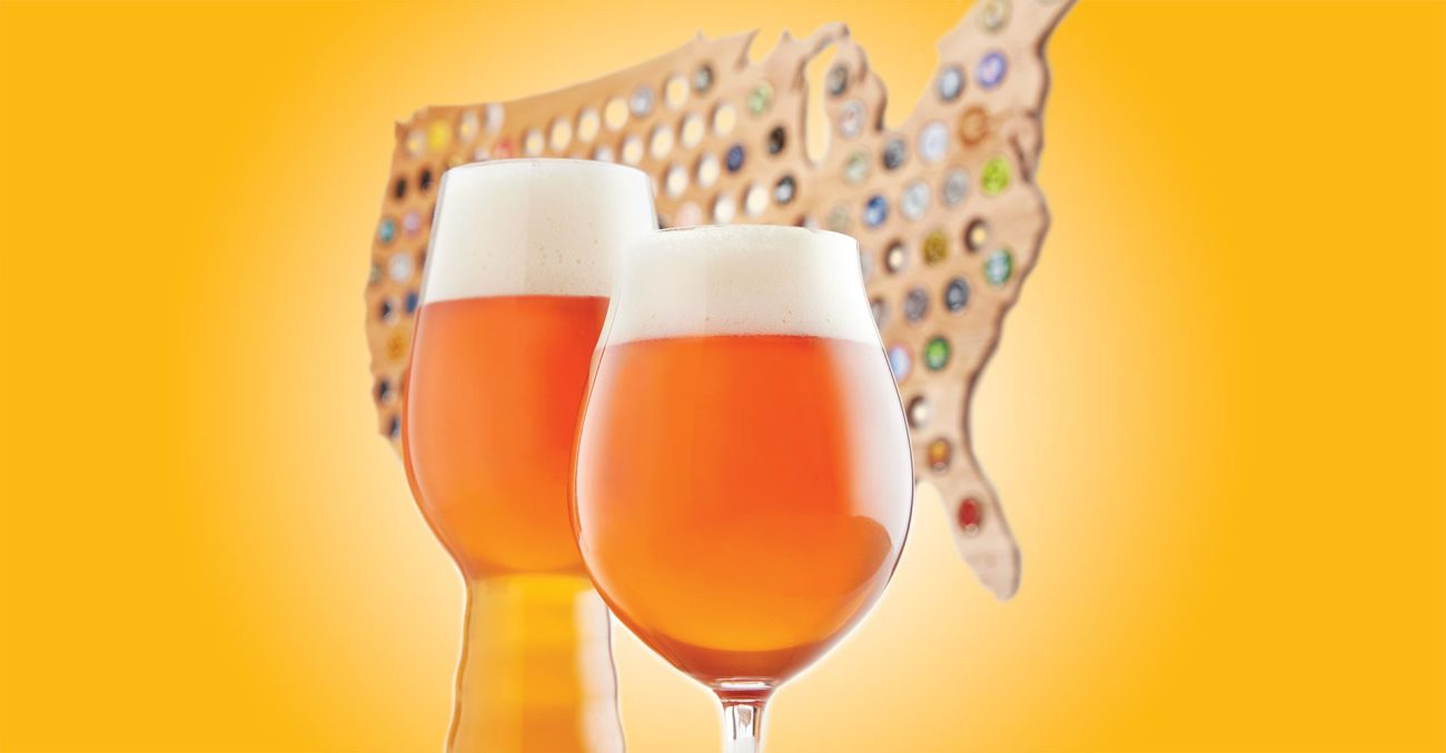 It's National Drink Beer Day! Toast with the Best Beer in Your State Primary Image