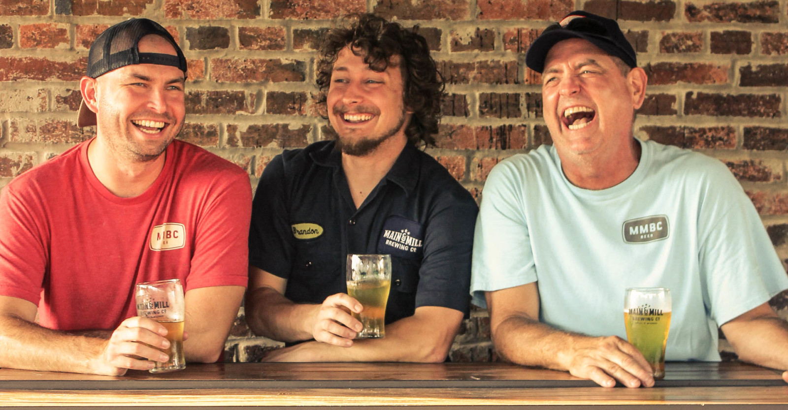 Podcast Episode 94: Main & Mill Brewing Co 's Denny Foster & Brandon