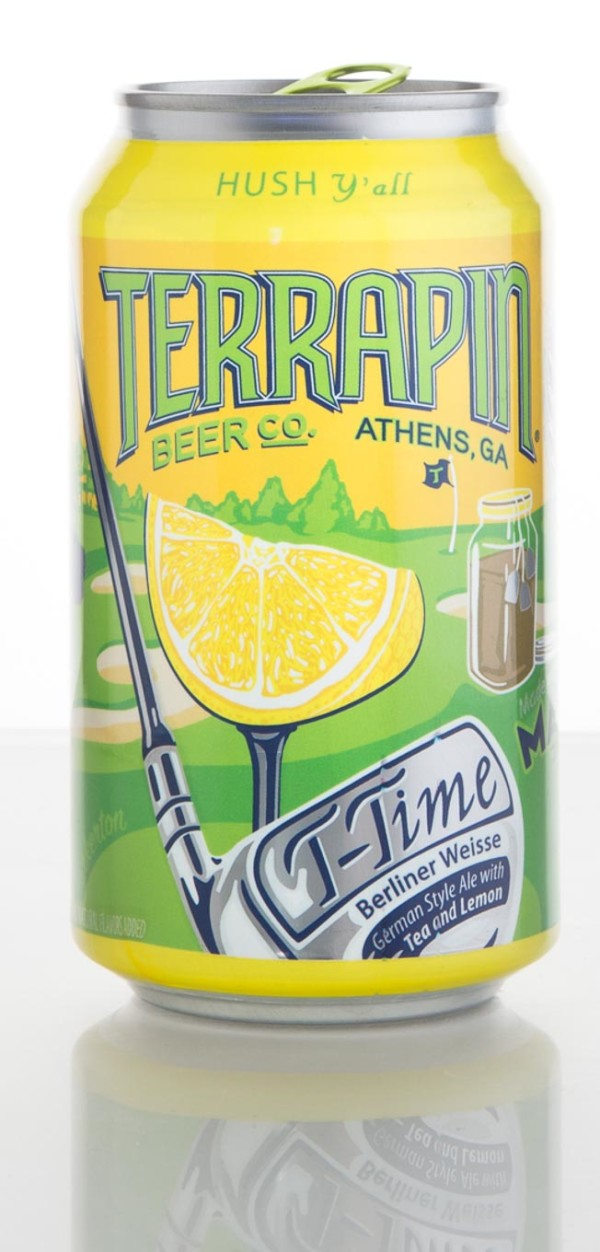Terrapin Beer Company T-Time