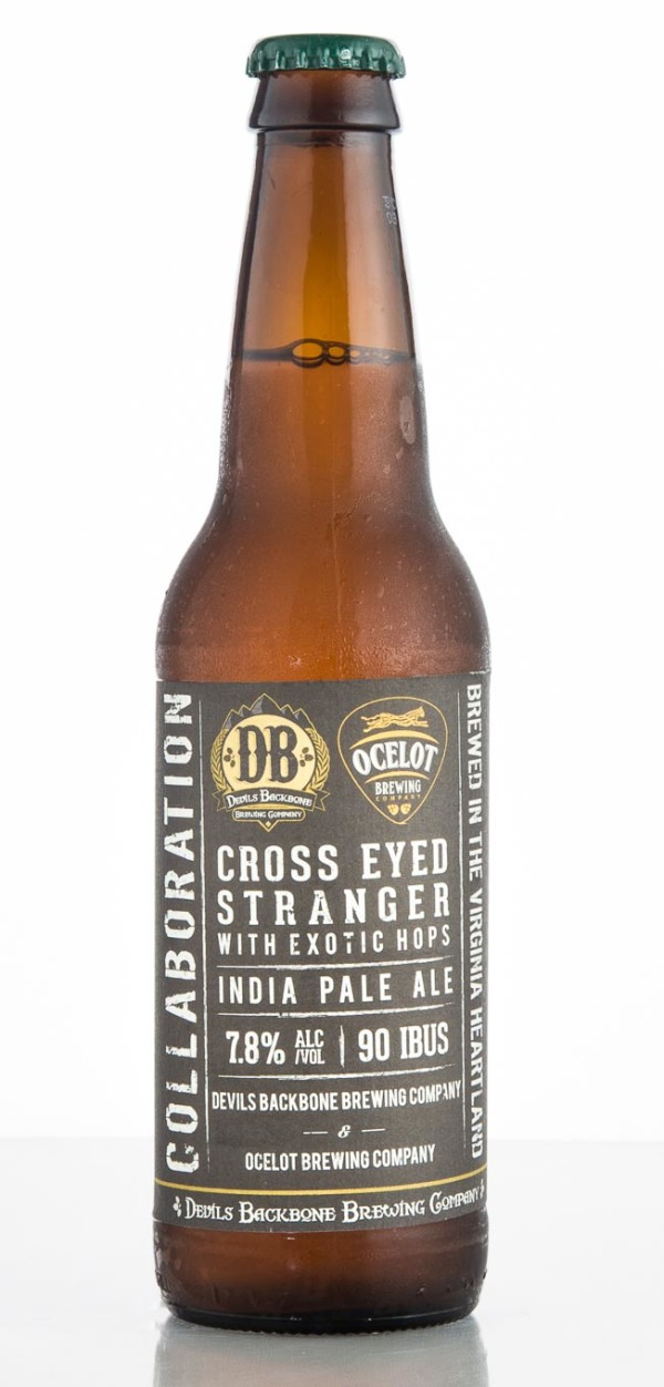 Devils Backbone Brewing Co Cross Eyed Stranger