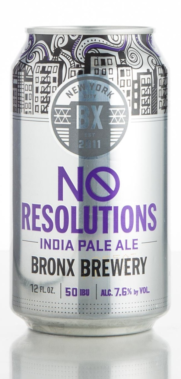 Bronx Brewery No Resolution