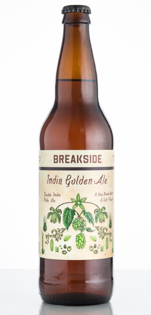 Breakside Brewery India Golden Ale