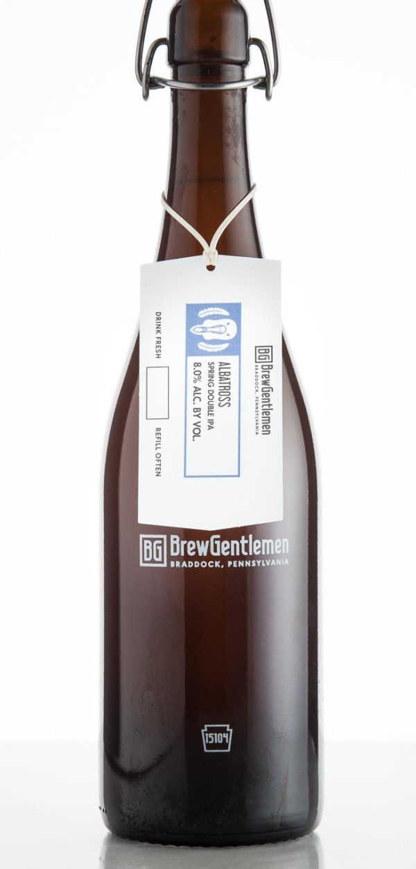 Brew Gentlemen Beer Company Albatross
