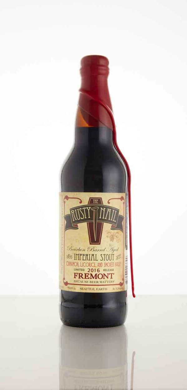 Fremont Brewing Rusty Nail 2016