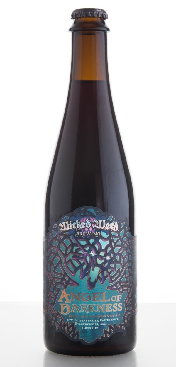 Wicked Weed Brewing Angel of Darkness