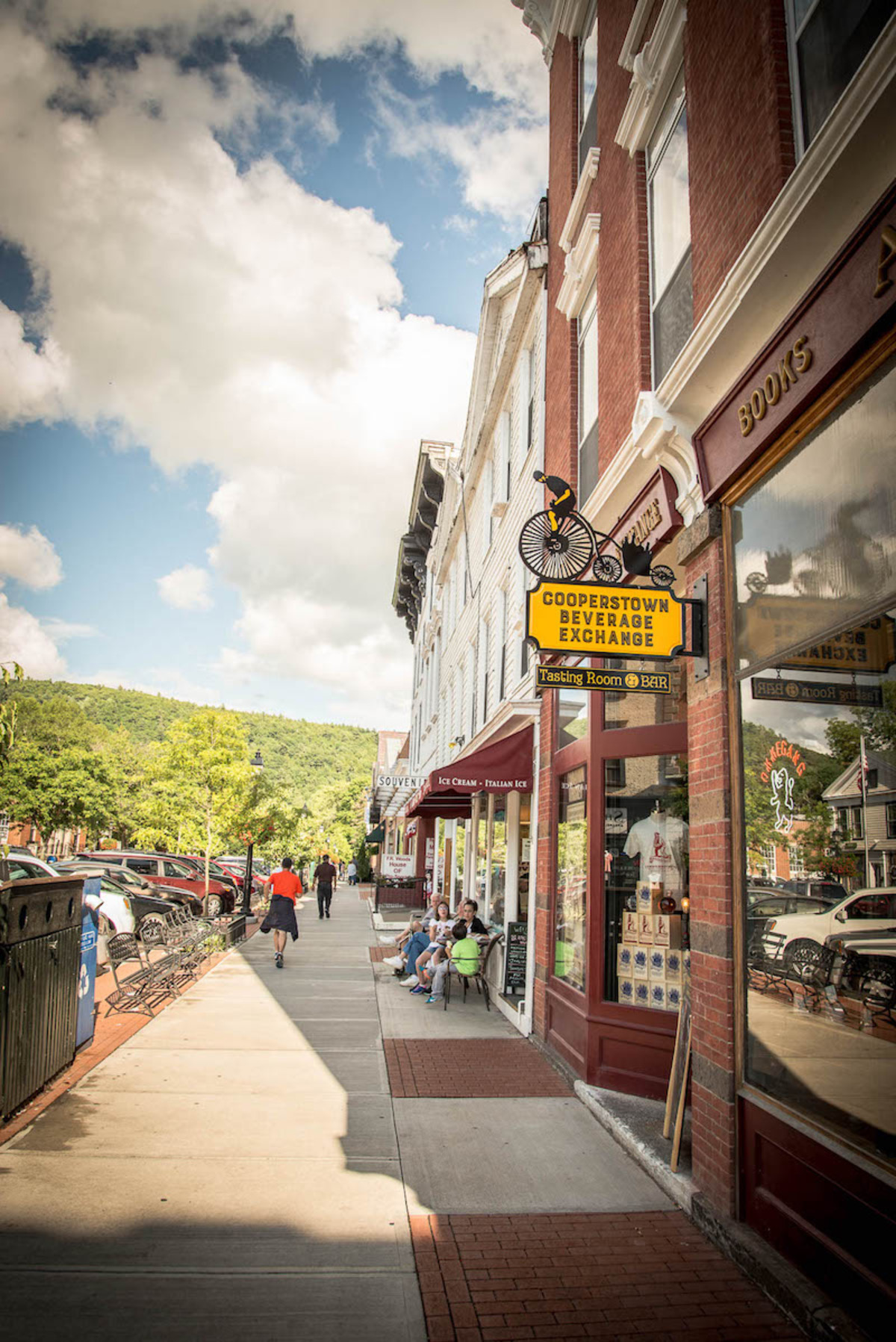 Cooperstown Beverage Exchange