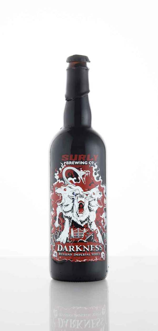 Surly Brewing Co. Darkness 2016