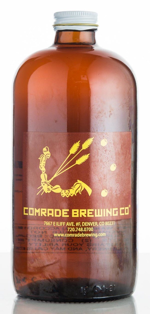 Comrade Brewing Superpower IPA