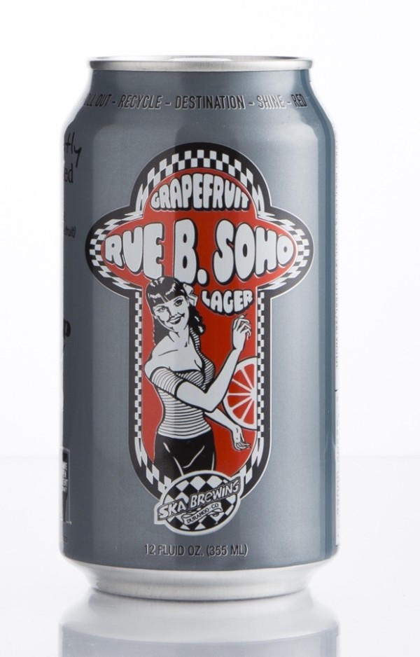 Ska Brewing Rue B. Soho