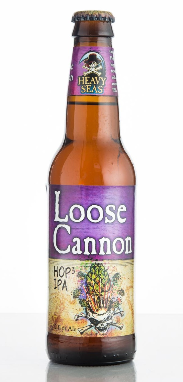 Heavy Seas Brewery Loose Cannon