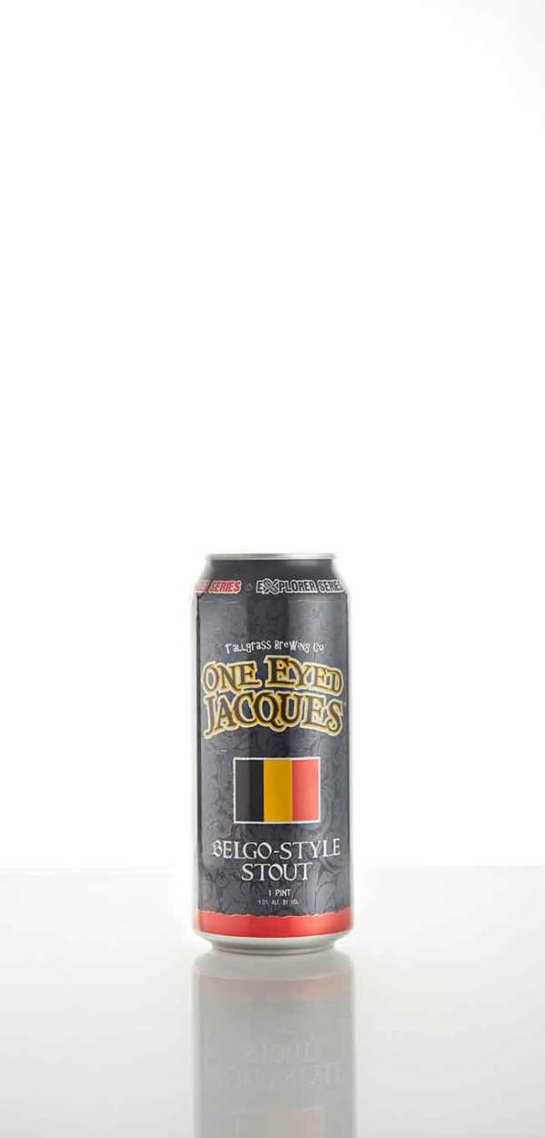 Tallgrass Brewing Co. One-Eyed Jacques