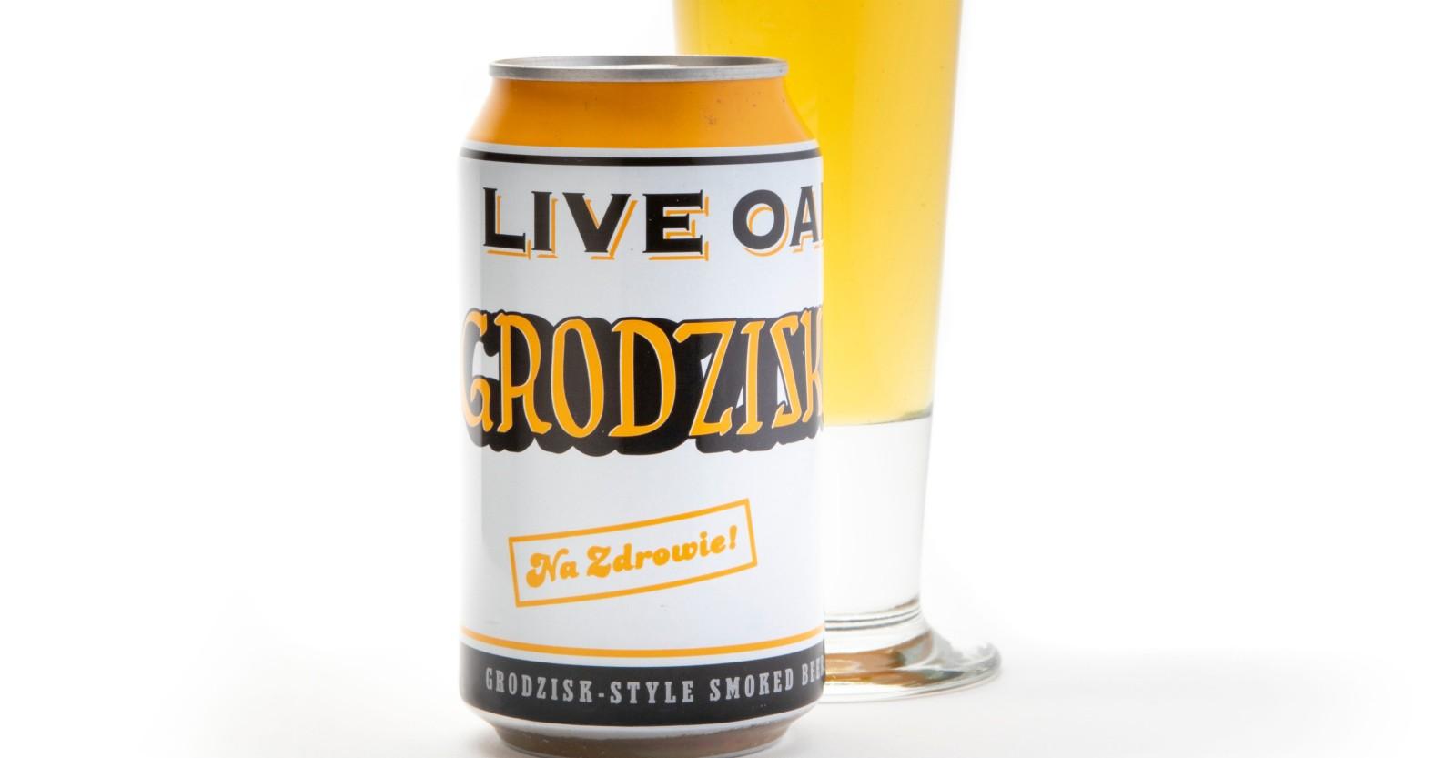 Live Oak Grodziskie Recipe | Craft Beer & Brewing