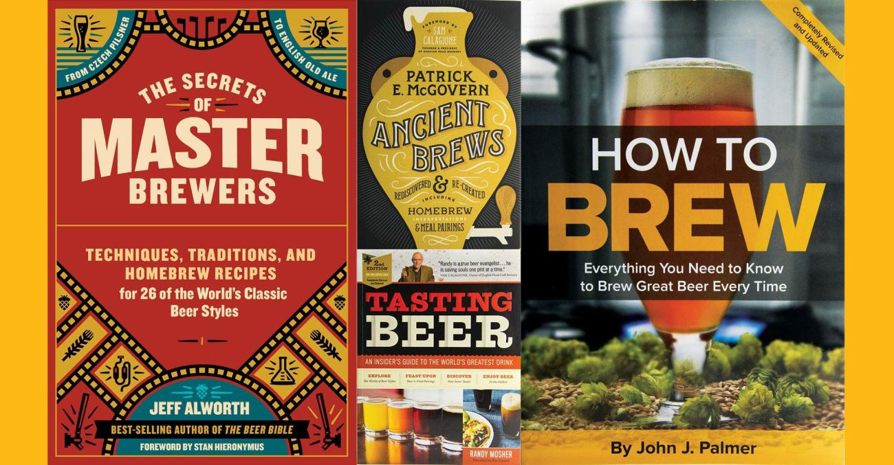 2017 Craft Beer Summer Reading List Primary Image