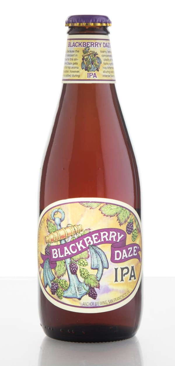 Anchor Brewing Blackberry Daze IPA